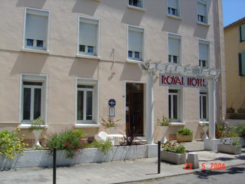 Au Royal Hotel Carcassonne